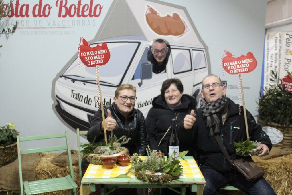 Visita xa as fotos do photocall do Botelo 2019